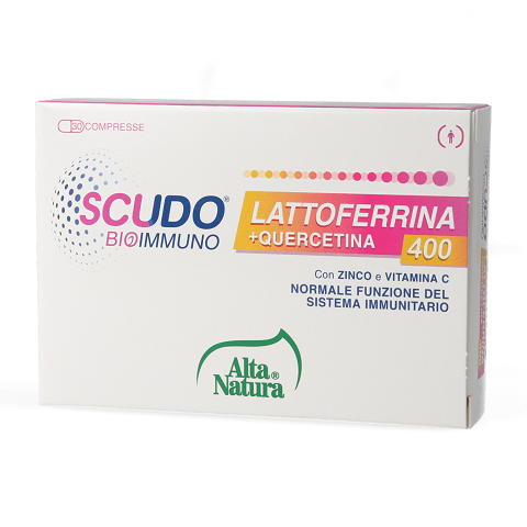 Scudo Bioimmuno Lattoferrina