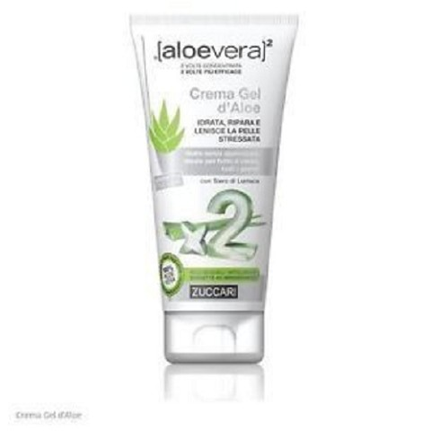 ALOEVERA2 CREMA GEL d'ALOE 150ml