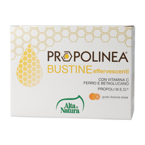 PROPOLINEA BUSTINE EFFERV. 10 BUST. 4G new